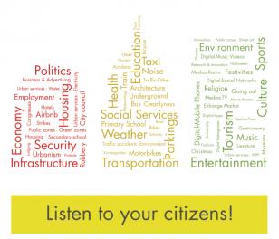 monitorización ciudadana