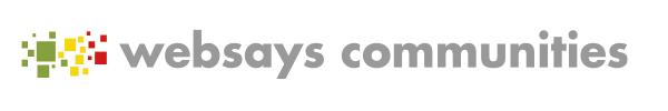 Comunidades de Websays